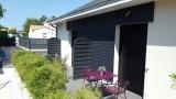 La Villa d'Escoublac - chambre d'hôtes - terrasse- La Baule