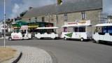 Le Petit Train des Marais Salants au départ du port de La Turballe