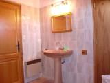 Les chambres campagnardes - Chambre d'hôtes près de Kerhinet en Brière - Coin salle d'eau