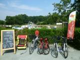 Location de vélos adultes et enfants - halte nautique à Guenrouet - Canal de Nantes à Brest