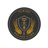 Logo Turing Escape Game - Guérande