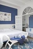 Maison d'hôtes La Guérandière - Guérande - Chambre bleue