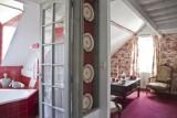 Maison d'hôtes La Guérandière - Guérande - Chambre rouge