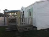 Mesquer Quimiac - Camping Le Prad'Heol - Extérieur  mobil-home