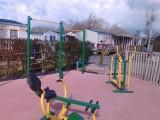 Mesquer Quimiac - Camping Le Prad'Heol - Parc de fitness