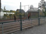 Mesquer Quimiac - Camping Le Prad'Heol - Terrain multi-jeux