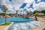 Camping Domaine de Léveno,  piscine extérieure