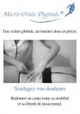 Pôle Micro-Ostéo Digitale - flyer