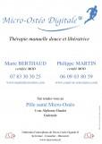 Pôle Micro-Ostéo Digitale - flyer2