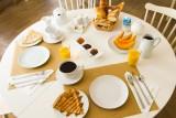 Petit déjeuner Hôtel Le Casa Cosy - Le Pouliguen