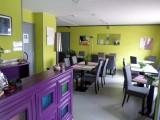Salle petit déjeuner hôtel du littoral
