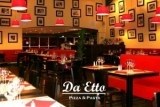 Guérande, Da Etto Pasta et Pizza, restaurant italien, décor de cinéma