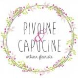 Pivoine et Capucine - logo - Guérande