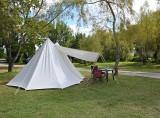 Pornichet - Camping Les Trois Chênes - Tente