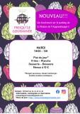 Presqu'île Gourmande à la Maison de l'apprentissage à Saint-Nazaire