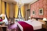 Relais chateau Castel Marie Louise chambre
