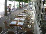 Restaurant L'Opéra de la Mer au Pouliguen, terrasse