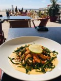 Restaurant le Be Beach au Pouliguen