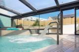 La Baule Les Pins - Rivage Thalasso & Spa - Bassin avec jet