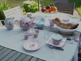 Saint-Lyphard - Chambre d'hôtes - La Belisiane - Petit-déjeuner dans le jardin