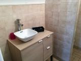 Salle de bain chambre d'hôte Saint-André-des-Eaux Haut Marland