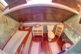 Salle de bain Chambre Parme, Manoir des 4 Saisons à La Turballe, Crédit A Drean