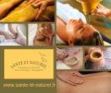 Santé et Naturel - photos massages