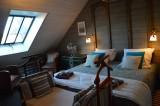 Guérande proche cité médiévale, Chambres d'hôtes de caractère la Maison Bizienne, chambre double 5