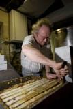 La Roche-Bernard, La Maison de l'Abeille, découverte de la fabrication du miel