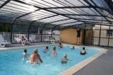 Guérande Camping le Panorama proche marais salants, piscine couverte, activité aquagym