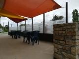 Terrasse extérieur La Bonne Source Herbignac