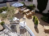 Terrasse Hôtel Le Casa Cosy - Le Pouliguen