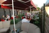 Guérande marais salants, restaurant Hoa, terrasse