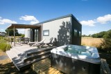 Camping La Roseraie - spa privatif