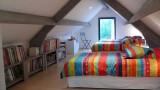 Ti Dear - Chambres d'hôtes à Saint-Molf en Brière - chambre mansardée