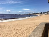 Beach view - La Petite Bouffe