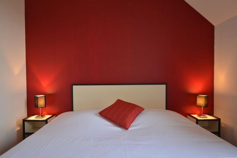 Guérande Hôtel Eurocéan, chambre double rouge