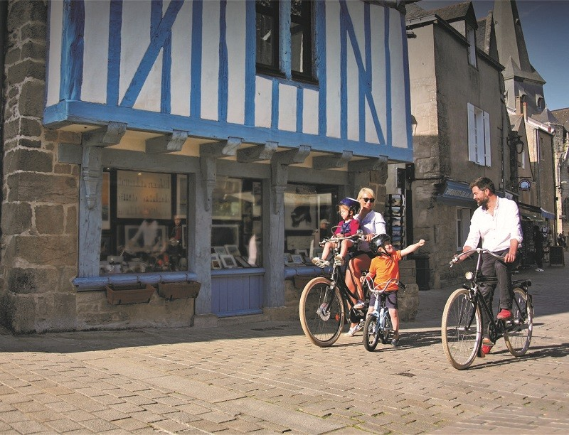 A vélo à Guérande
