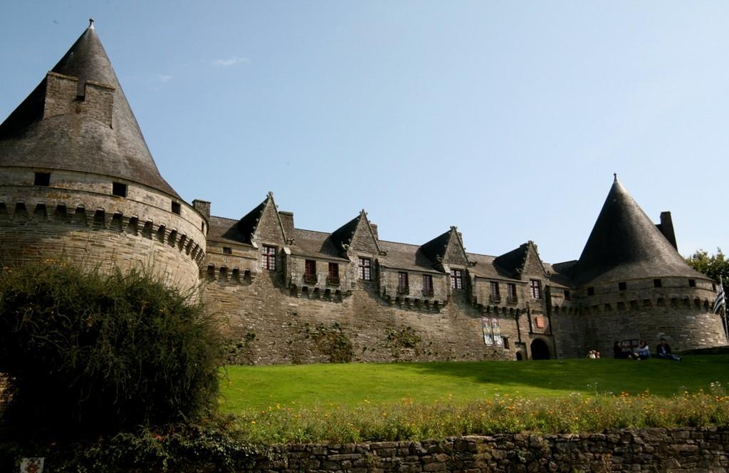 Château de Rohan - Pontivy - Morbihan Bretagne sud