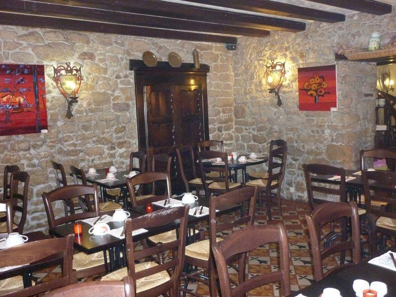 Guerande Hotel Restaurant Intra-Muros Le Roc Maria Salon Salle Restaurant