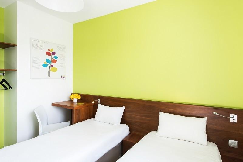 Hôtel Econuit - Guérande - Chambre 2 personnes
