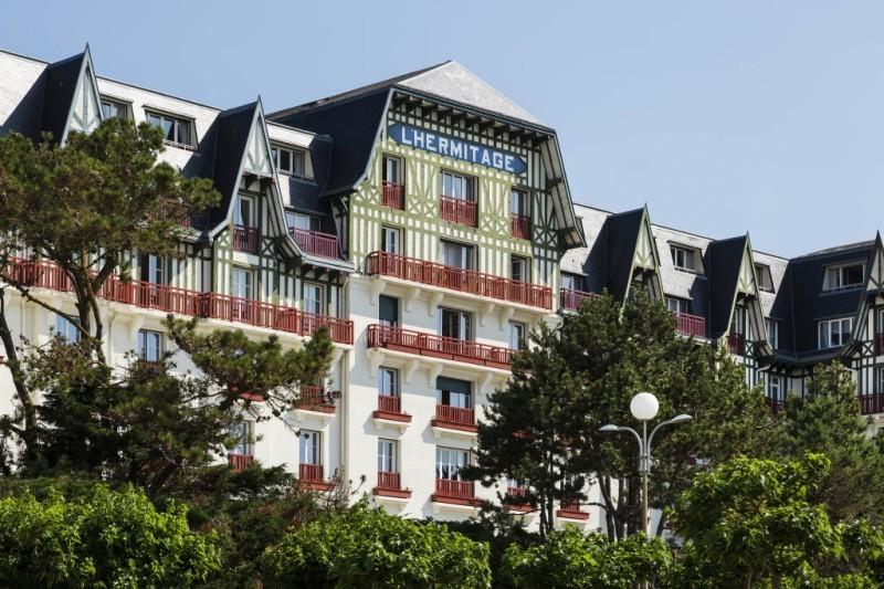 La Baule - Hôtel Barrière L'Hermitage