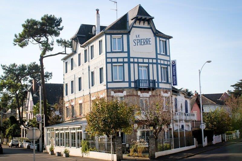 La Baule - Hôtel - Le Saint-Pierre