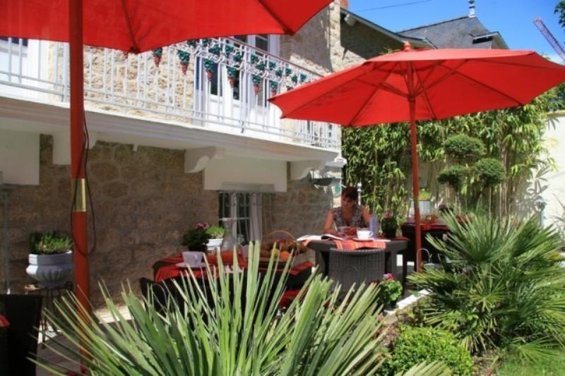 La Baule - Hôtel Villa Cap d'Ail - Jardin