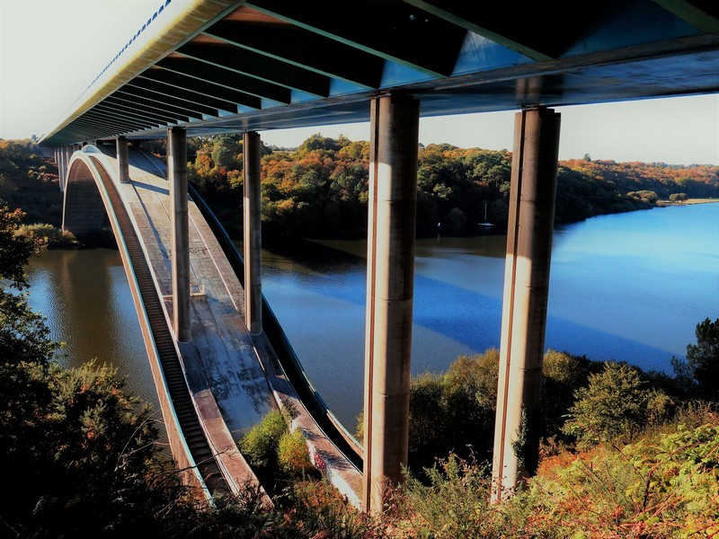 La Roche-Bernard - Pont du Morbihan