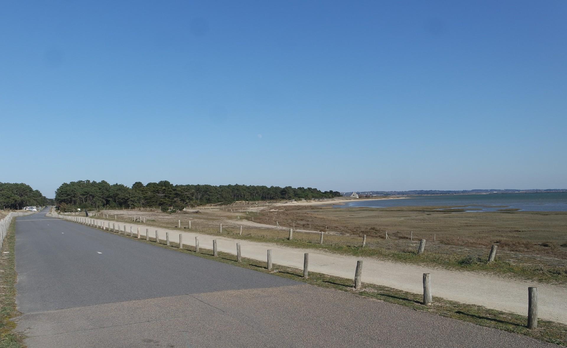 Vélo - L'âme des pêcheurs - La Turballe