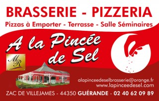 01 - A la pincee de sel - Guérande