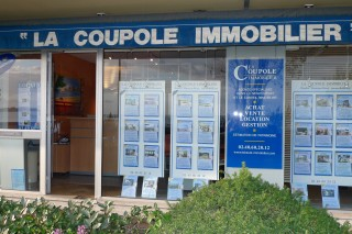 01-Agence La Coupole Immobilier