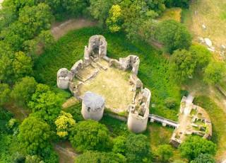 01-Château de Ronrouët