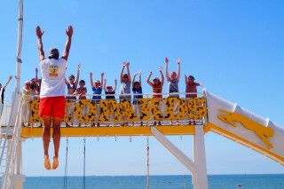 01 - Club de plage Les Léopards - Club Mickey